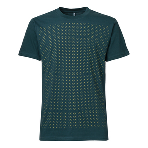 Plus T-Shirt yellow/deep teal - THOKKTHOKK