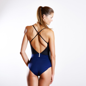 SUMMERSUIT 'black-navy' - MYMARINI