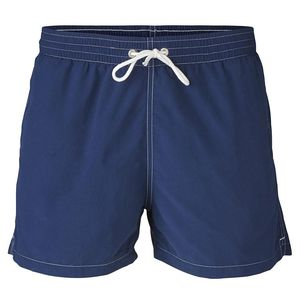 Swim Shorts Solid - Estate Blue - KnowledgeCotton Apparel