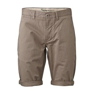 Twisted Twill Shorts - Brindle - KnowledgeCotton Apparel