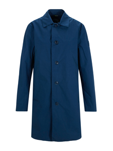 Coat York Azzurro - LangerChen