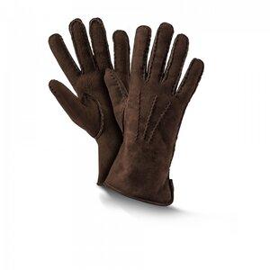 Fellhof Lammfell Fingerhandschuhe Leder Damen - ver. Farben - Fellhof