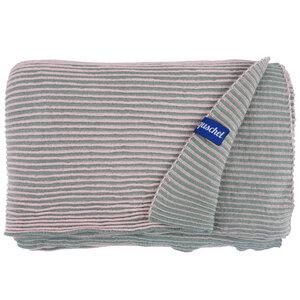 Kuscheldecke aus 100% Bio-Baumwolle, inkl. Geschenkschachtel - quschel®