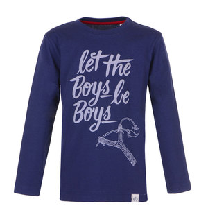 Let the Boys be Boys Longsleeve - Band of Rascals