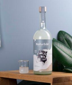 Waschmittel aus natürlichen Inhaltsstoffen - Naturbär