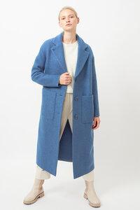 Überlanger Wollmantel im Oversized-Look - Coat Carran - aus Bio-Wolle - LangerChen
