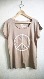 peace Shirt - WarglBlarg!