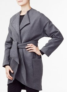 Katia Fleece Coat - People Tree