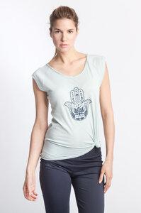 T-Shirt *FATIMA*, dusk blue - Jaya