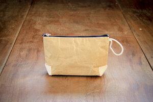 Federmappe aus Recycling - Vegan - Papier Mini-Etui - BY COPALA