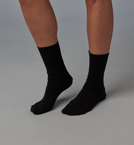 Halblange Socken aus GOTS-Bio-Baumwolle - CasaGIN