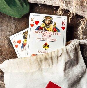 Spielkarten - Rommé - Das gendergerechte Kartendeck - Spielköpfe