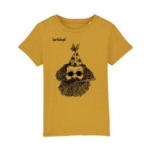 Kinder T-Shirt Print   FASCHING   karlskopf   100% Bio-Baumwolle - karlskopf
