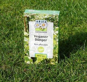 Veganer Dünger von ARIES für bis zu 40 m² - ARIES
