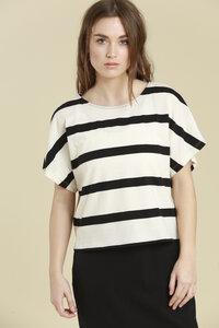 Streifen T-Shirt - Lanius