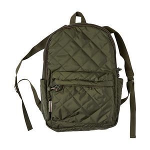 Quilted Backpack Forrest Night - KnowledgeCotton Apparel