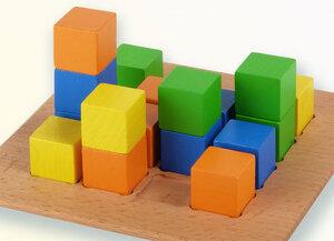 Edles Holzspiel Cube von Sascha Schauf ab 10 Jahre - Gerhards Spiel & Design
