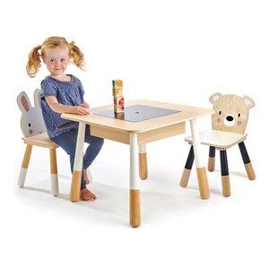 Holz und Stühle Set für die Kleinen ideal - Tender Leaf Toys