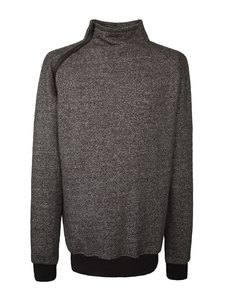 MAVEN COLLAR Sweatshirt - schwarz - woodlike