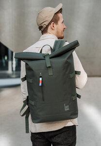 GOT BAG Rolltop Rucksack aus Meeresplastik - GOT BAG