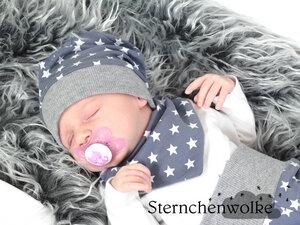 Wendehalstuch AllStars - Sternchenwolke