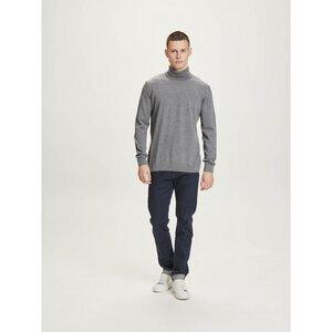 Rollkragenpullover - FORREST roll neck merino wool knit - KnowledgeCotton Apparel