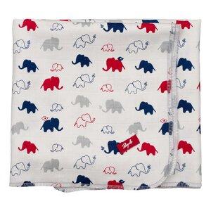 Mullwindel mit Elefanten - People Wear Organic