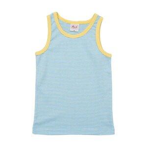 Kinder Unterhemd Gestreift - People Wear Organic