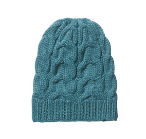 mütze cable - KARINFRAIDENRAIJ