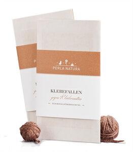 Klebefallen gegen Kleidermotten (3 Stück) - Perla Natura