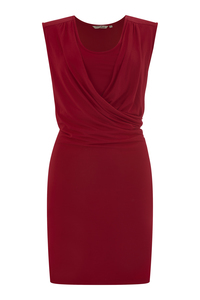 Cordial Tunic Red - Komodo