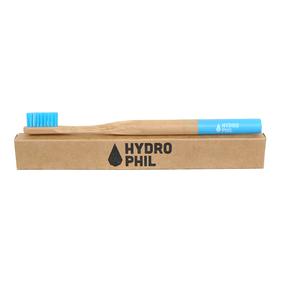Bambus Zahnbürste blau - HYDROPHIL