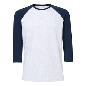 ThokkThokk Unisex Baseball-T-Shirt - ThokkThokk ST