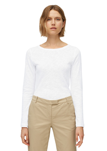 Langarm-Shirt - T-Shirt long sleeve - aus Bio-Baumwolle - Marc O'Polo