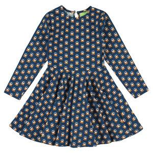 Lily Balou circle dress vans - Lily Balou