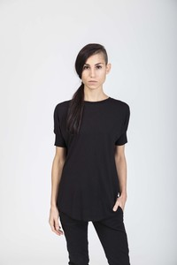 Mara T-Shirt / 0002 Bamboo / Minimal - Re-Bello