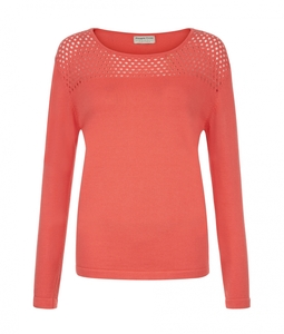 Eva Jumper Coral - People Tree