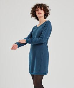 Winterkleid aus Repreve & Bio Baumwolle - Lasalina - LASALINA