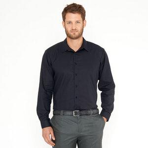 LooseFit LongSleevedShirt | Black - ben|weide