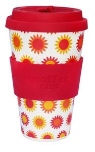 ecoffee cup to go Happy 400ml  - ecoffee