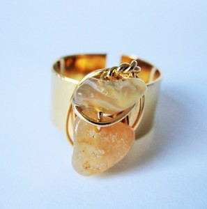 Bronze Ring - Agata - Bochica