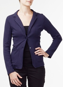 Jersey Jacket Night Blue - Alma & Lovis