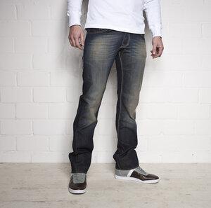 NICK regular slim | ironed-in creases   - Kuyichi