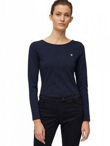 Langarm-Shirt - T-shirts long sleeve - aus Bio-Baumwolle - Marc O'Polo