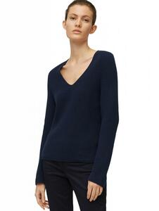 Strickpullover - Pullover long sleeve - aus Bio-Baumwolle - Marc O'Polo