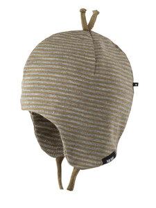 Baby Bindemütze Bio-Wolle/Seide - Pure-Pure