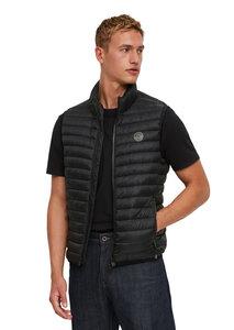 Weste - Woven Outdoor Vest - Marc O'Polo