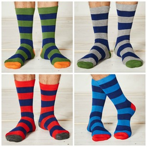 4er Pack Bambus Socken Hugo - Braintree