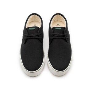 Wintersneaker Siddharta mit recycelter, wasserabweisender Baumwolle - Vesica Piscis Footwear