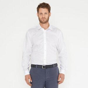 LooseFit LongSleevedShirt | White - ben|weide